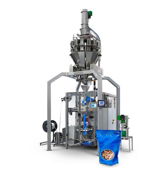 Pionowa maszyna pakująca RM 32 ACD - Radpak producent maszyn pionowych do pakowania produktów sypkich
